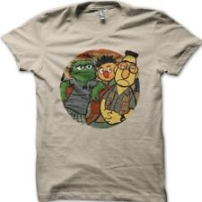 The BIg Lebowski Dude Walter Donny Muppets t-shirt 9009