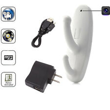 Mini Clothes Hook Hidden Nanny Camera Spy Motion Detection DV DVR Recorder Cam