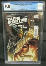Black Panther: The Man Without Fear #517 (2011) Bianchi Cover CGC 9.8 A369