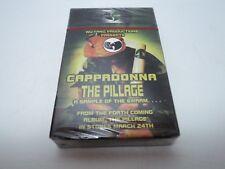 Cappadonna - The Pillage Sampler Promo Cassette Tape Cigarette Box wu-tang rza