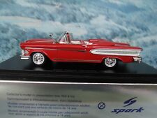 1/43 Spark EDSEL Citation Convertible, 1958