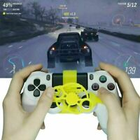 PS4 Controller Mini Steering Wheel Part Kit for Sony PS4 Racing Game Accessories