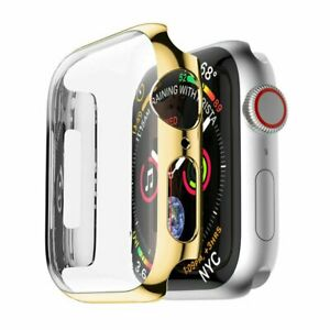 For Apple iWatch Series 5 Full Body Cover Snap-on Case with Screen Protector New