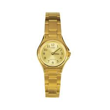 Orologio CASIO mod LTP-1130N-9BRDF Classic vintage Donna acciaio dorato e numeri