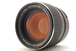 【FOR PARTS】Mamiya Sekor C 80mm F/1.9 Lens For M645 1000s Pro TL From JAPAN