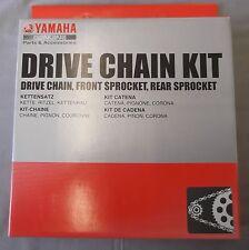 Genuine Yamaha YFZ450 YFM660 Grizzly Chain & Sprocket Kit 5LP-W001A-10 Kettenstz