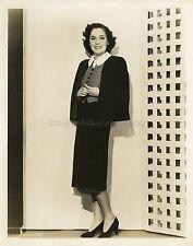 MAUREN O'SULLIVAN  30s VINTAGE PHOTO ORIGINAL MGM STUDIO PORTRAIT #3