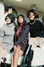 The Supremes Diana Ross classic color 11x17 Mini Poster