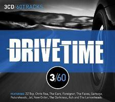 VARIOUS ARTISTS - 3/60 - DRIVETIME: 3CD SET (2011)