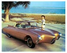 1956 Oldsmobile Golden Rocket Sports Coupe Photo Poster zc8610