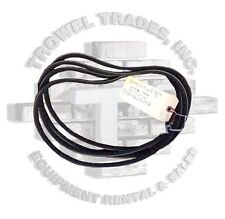 Norton Clipper 238207 Set Of 4 Belts Walk Behind Saw C1316 C1320 Belt 3vx355