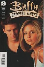 Buffy the Vampire Slayer #10 Angel photo cover comic book TV show series Whedon