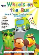 Wheels on the Bus Volume 1 NEW R4 DVD