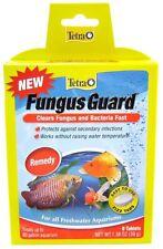 TETRA FUNGUS GUARD TABS 8 TABLETS FRESHWATER FISH AQUARIUM REMEDY. USA