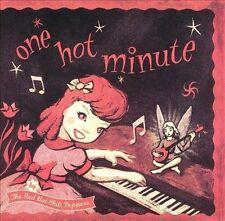 Red Hot Chili Peppers One Hot Minute CD Album VGC