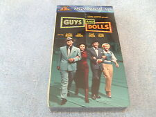 Guys and Dolls (VHS, 1955) - MARLON BRANDO / FRANK SINATRA - NEW