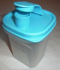 Tupperware Mess & Go erfriescher une théière 350 ml Bleu Clair/Clair Nouveau neuf dans sa boîte
