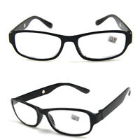 Trendy Reading Glasses +4.5+5.0+5.5+6.0 Lens Spectacles Optical Quality Eyewear