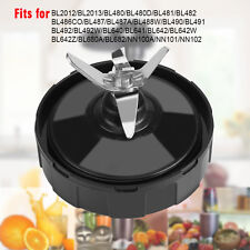 7 Fin Extractor Blade For Nutri Ninja Blender 1000W 1500W Auto iQ BL480 BL456 hh