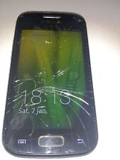 Samsung Galaxy Ace 2 GT-I8160 Black Smartphone *Unlocked* *For Parts/Working*
