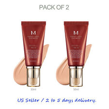 MISSHA M Perfect Cover BB Cream #21 50ml SPF42 PA+++,  PACK OF 2, US Seller