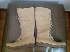 Timberland boots, ladies, suede, brand new, size 6