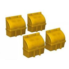 OO 1:76 44-546 Bachmann Scenecraft 4 x Grit Boxes New FNQHobbys