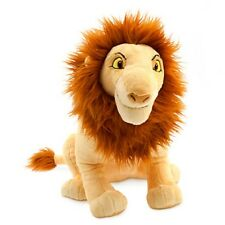 Disney Lion King Adult Simba Plush Soft Stuffed Toy Large 45 cm tall
