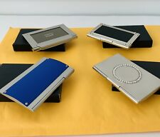 NEW Business Card ID Credit Card Holder/Case Stainless Steel NIB