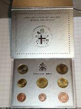 Serie BU 1ct _2 Euros du  Vatican vatikaan 2003
