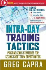 INTRA-DAY TRADING TACTICS COURSE BOOK by Greg Capra * ISBN: 1592803148 NEW