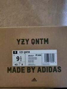 New in Box Adidas Yeezy QNTM Onyx - Size 9.5
