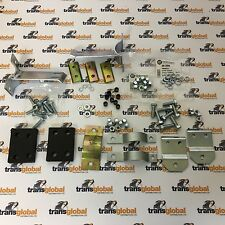 "Land Rover Series 3 SWB 88"" Full Exhaust Fitting Kit Mounting Brackets - BR 2340"