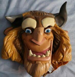 Disney Beauty and the Beast Mask OSFA  (new w/o tags)