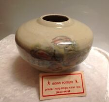 Mogo Studio Pottery Flower Vase