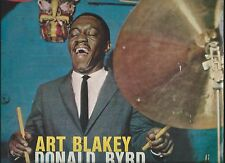 ART BLAKEY BIG BAND  DONALD BYRD  JOHN COLTRANE LP ORIG FR  PRESIDENT MONO