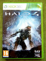 HALO 4 (Microsoft Xbox 360, 2012, PAL, Game)