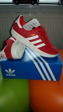 """Adidas Trimm Trab """"Liverpool edition"""".. Terrace Trainers.. size 8 uk  Eur 42"""