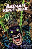 Batman Kings of Fear TPB, (W) Peterson (A) Jones, NM (New) (2021) DC