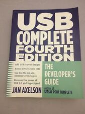 USB Complete : The Developer's Guide by Jan Axelson (2009, Paperback, New Editio