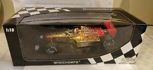 1:18 Minichamps F1 2000 US Grand Prix inaugural IMS event car Model Limited ed