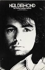 "Neil Diamond Winter Gardens  16"" x 12"" Photo Repro Concert Poster"