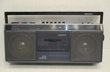 Grundig / Radiorecorder / RR 446 / Transistorradio / Kofferradio