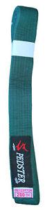 Karate suit Belt/Judo suit belt/Taekwondo Colour Green Cotton Belt Martial Art