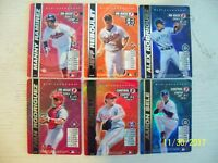 MLB SHOWDOWN 2000 1ST EDITION FOIL HOLO CARDS U PICK EM! STARTING AT $1 LOW S/H!