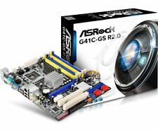 Asrock placa base G41c-gs R2.0 Matx LGA775