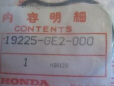 Honda NSR50 NS NSR 50 Water Pump O-Ring Honda 19225-GE2-000  N.O.S
