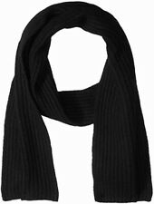 Williams Cashmere Scarf 100% Cashmere Ribbed Knit