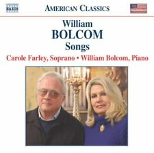 William Bolcom - Songs [CD]