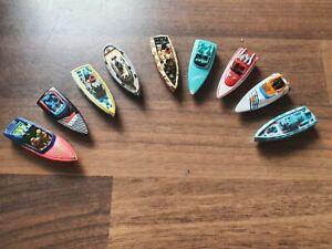 Micro Machines - Boats